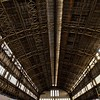 Hangar No. 1 interior, Lakehurst, NJ.