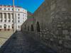 The convent/long barracks.