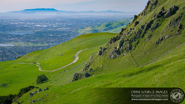 Hiking Mission Peak Trail - Fremont, CA