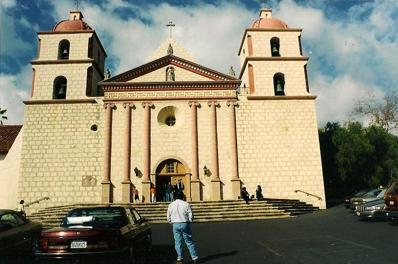1/14/01 Mission Santa Barbara