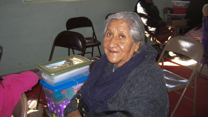 Old Pei Pei Woman