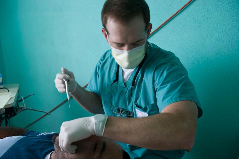 Dr Carter returns to general dentistry