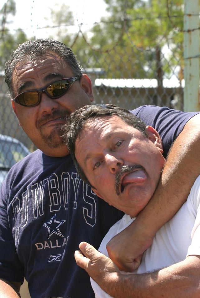 Walt and Joey