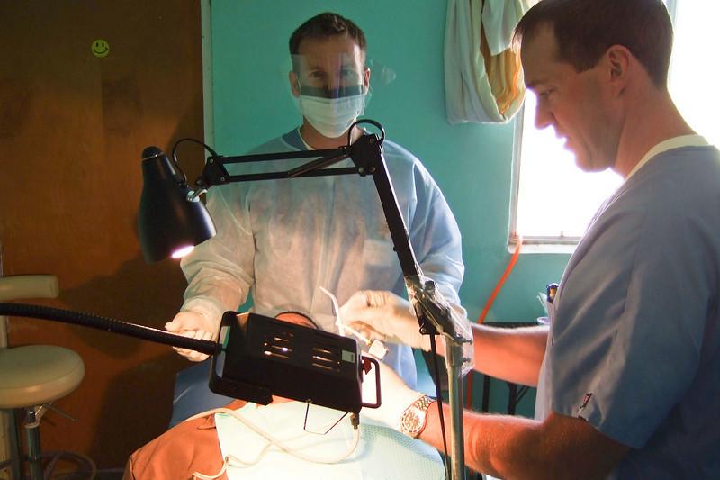 Two Orthodontic Surgeons