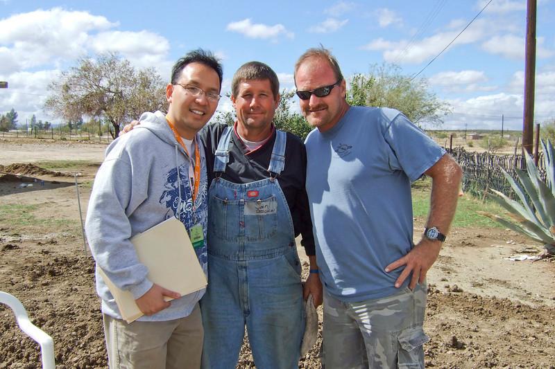 Vu, John, and Ron