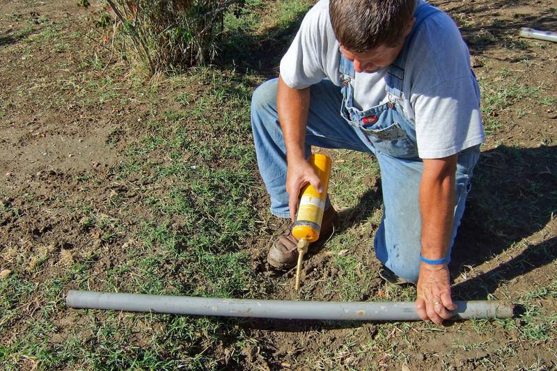 John bending conduit