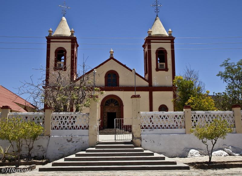 Mission El Triunfo