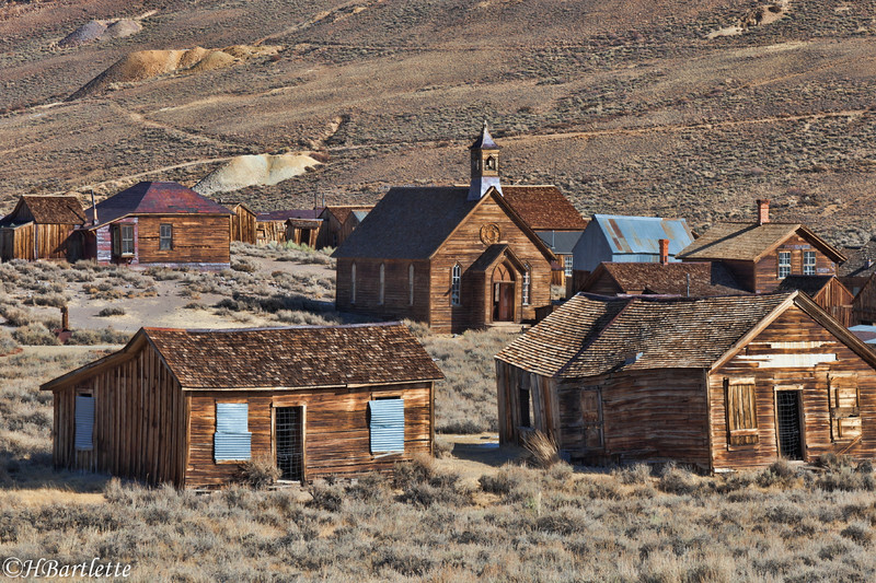 Methodist Church, Bodie, Ca.
