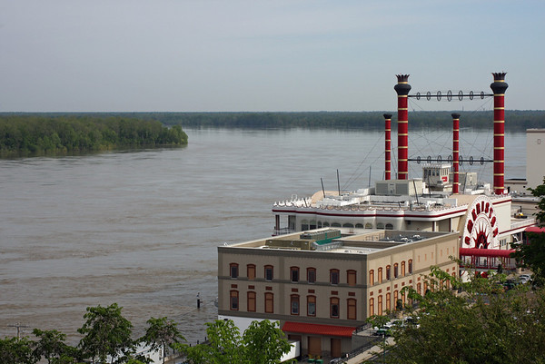 Mississippi River 2008