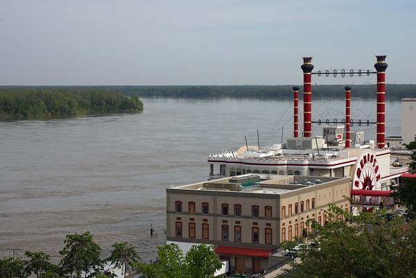 Mississippi River 2008