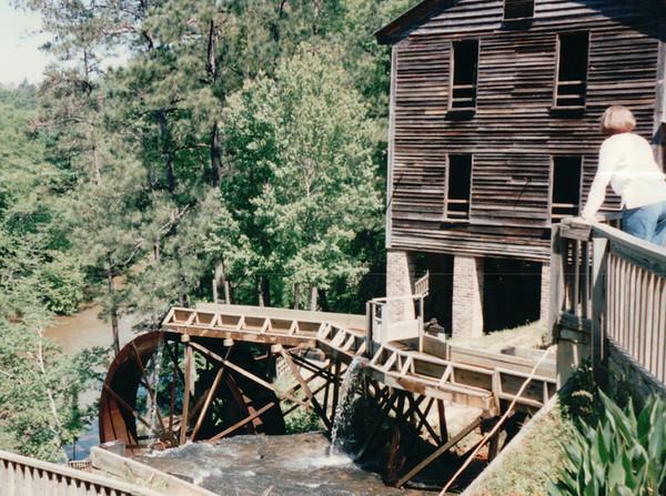 Meridian, MS - Dunn's Falls Water Park