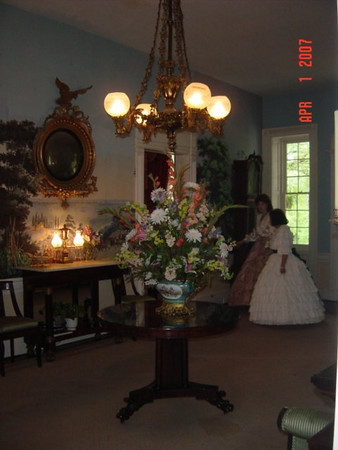 Entry Hall - Monmouth