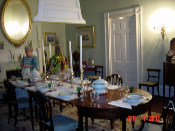 Dining Room - Linden House