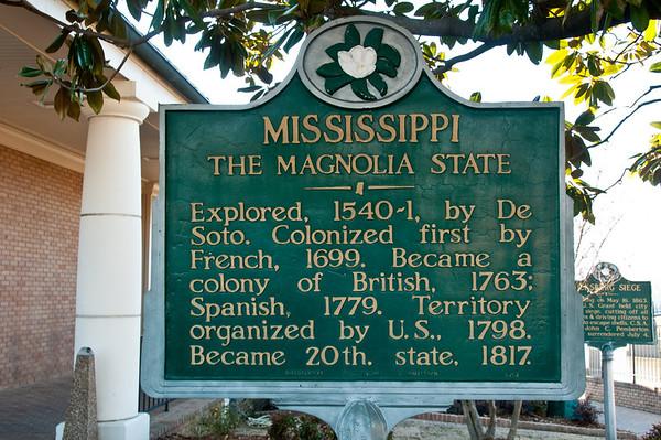 Mississippi/Louisiana 2011