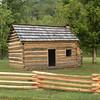Recreation of Lincoln's Boyhood Home