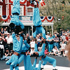 Acrobats - Silver Dollar City - Award Trip from Allred's to Timeshare in Branson, MO  4-11 to 4-18, 1998