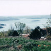 View From Ridge - Riding The Duck - Award Trip from Allred's to Timeshare in Branson, MO  4-11 to 4-18, 1998