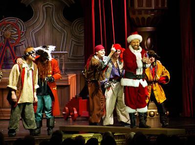 Yakov's Christmas show