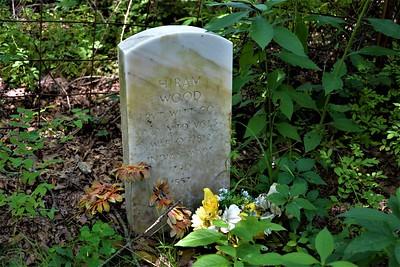 Grave of Hiram Wood