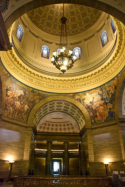 Rotunda in Capital Building
