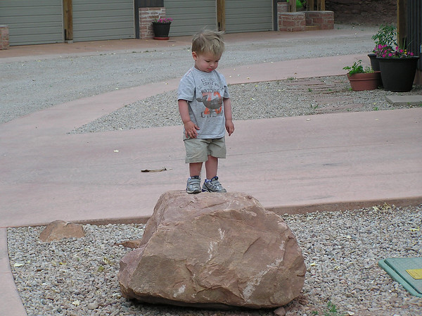 Moab 09 Family Trip