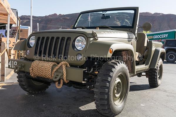 Jeep Concept Vehicles