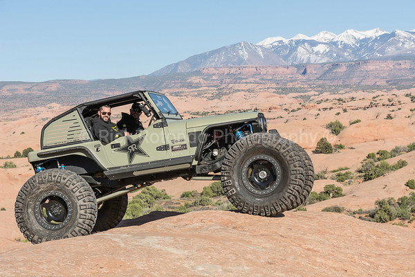 Moab Easter Jeep Safari - April 2017