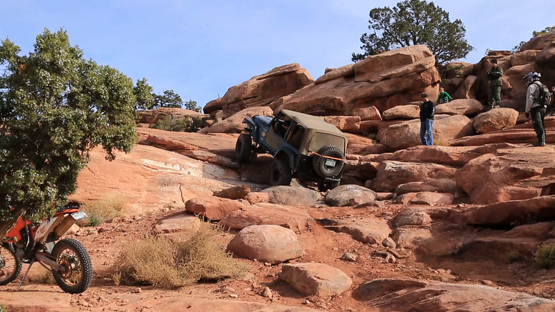 Extreme Jeeping video