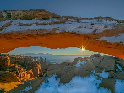 Canyonlands_Mesa Arch_Sunrise
