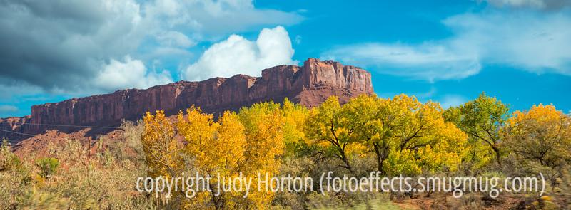 Moab and Colorado River Canyon
