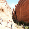 Arches hike by BH1 Varsity Scouts (Team 6287)