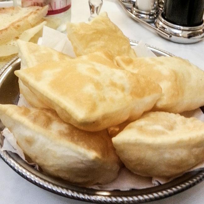 gnocco frito