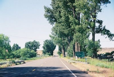 7/2/05 Continuing northbound on Hwy 395 from Likely to Alturas, Modoc County, CA