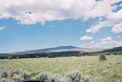 7/2/05 East side of Hwy 395 south of Likely (west of S. Warner Wilderness), Modoc County, CA