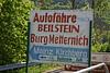 Moezel / Mosel - Ellenz - Beilstein