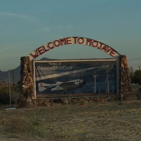 Mojave-Land of Wind turbines