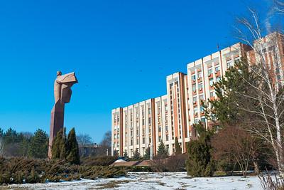 Parliament Supreme Soviet Building
