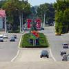 Main entrance to Tiraspol