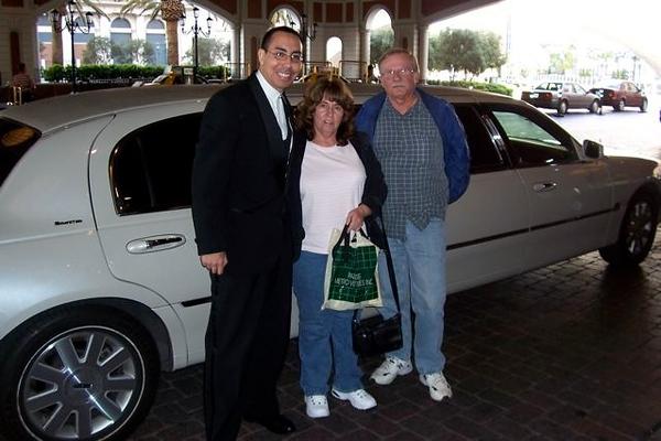 Mom & Dad Trip trip to Vegas, 2006