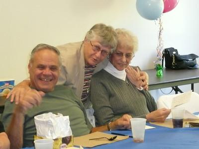 Diane's Dad, Sister Teresa, Diane's Mom