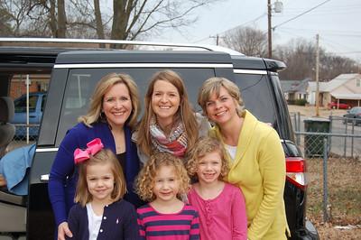 Mom/Daughter Road Trip 2013