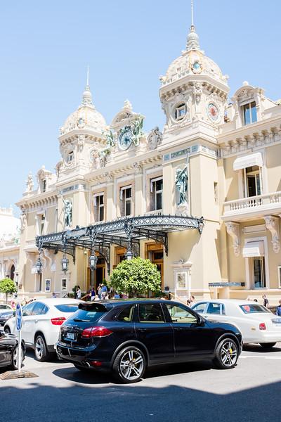 Monaco, Côte d'Azur, Europe
