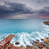 <b>Sunset in Larvotto @ Monaco (French Riviera)</b> <i>Canon EOS 5D Mark II + Canon EF 17-40mm f/4L USM</i>