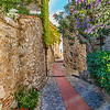 Pathway in Èze