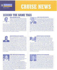 Who's who of the crew. Click on pic to read it.
