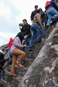 Steepest stairs.