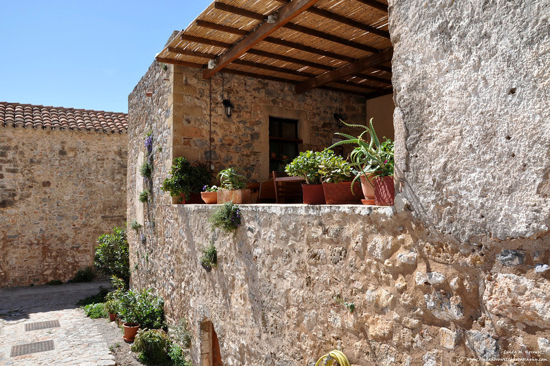 Living in Monemvasia