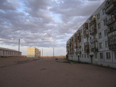 Overnachten in Choyr