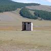 Mongolian rest stop