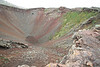 From the top of Khorgo Uul volcano